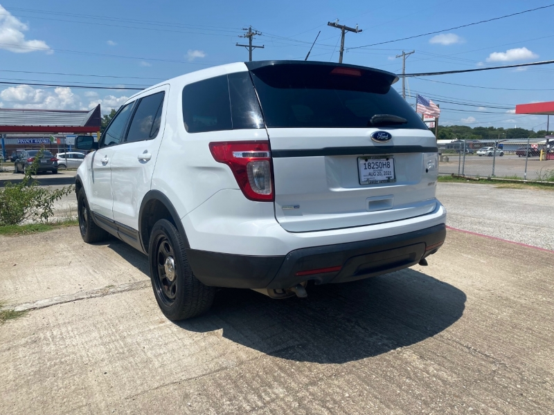 Ford Utility Police Interceptor 2014 price Call Dealer