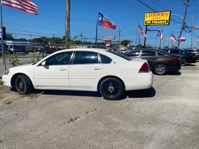 Chevrolet Impala Police Pkg 2007 price Call Dealer
