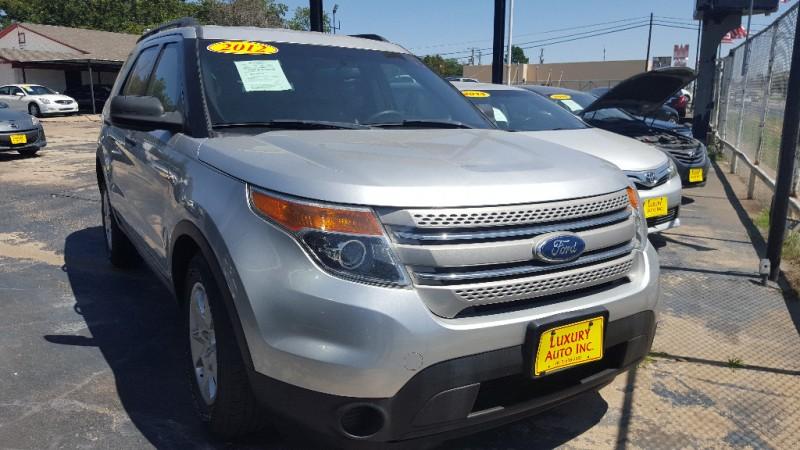 Ford Explorer 2012 price Call Dealer