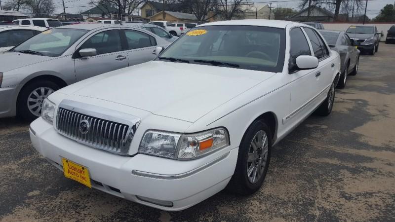 Mercury Grand Marquis 2008 price Call Dealer
