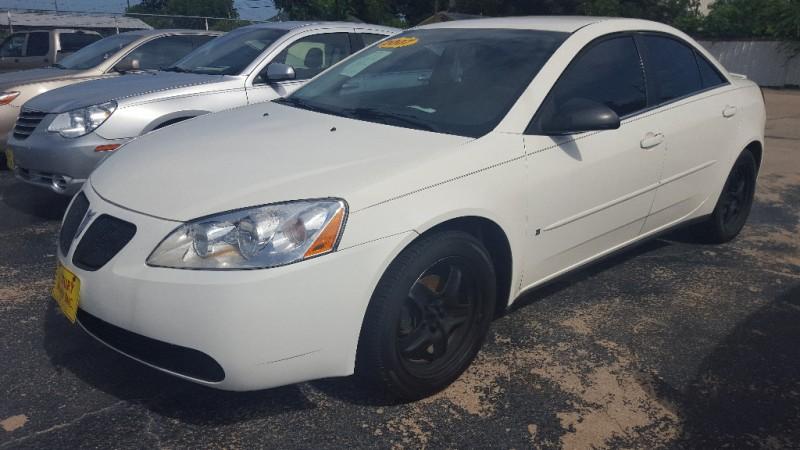 Pontiac G6 2007 price Call Dealer