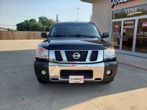Nissan Titan 2014 price $4,500 Down