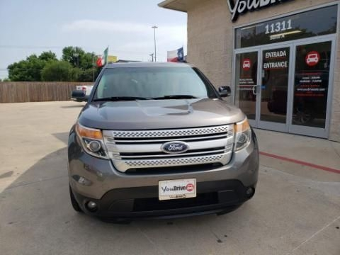 Ford Explorer 2013 price $3,900 Down