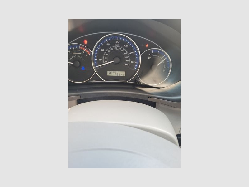 Subaru Forester 2010 price call