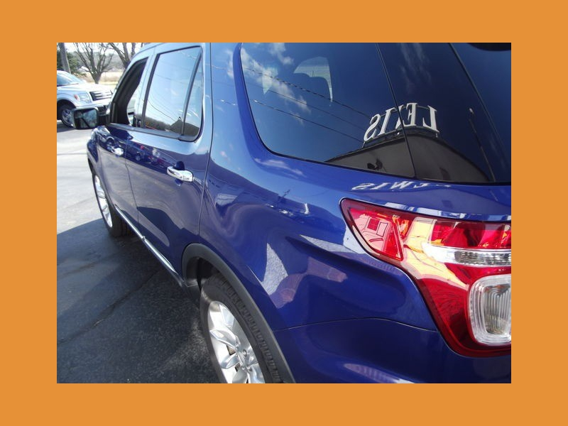 Ford Explorer 2014 price $15,750