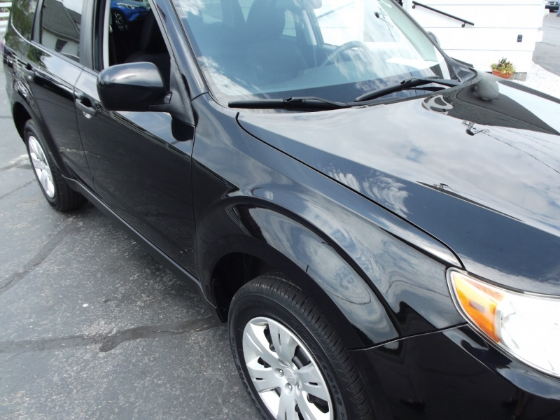 Subaru Forester 2012 price $11,995