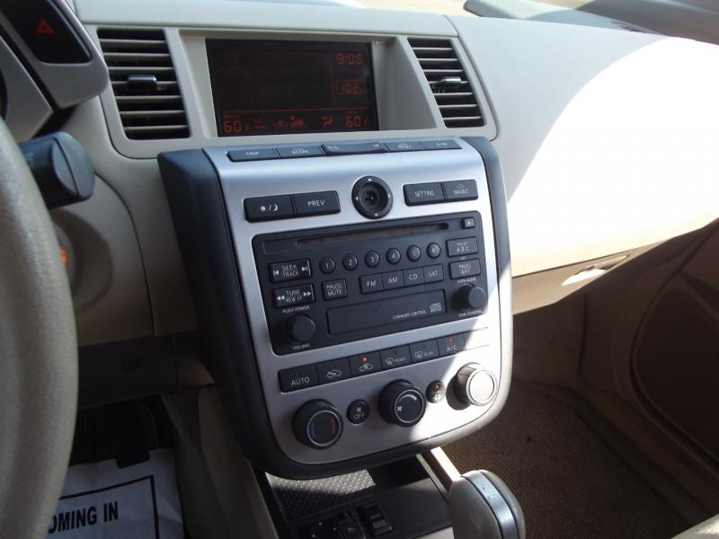 Nissan Murano 2005 price $7,500