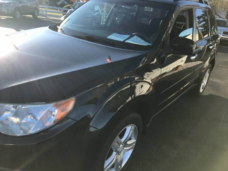 Subaru Forester 2010 price $10,995