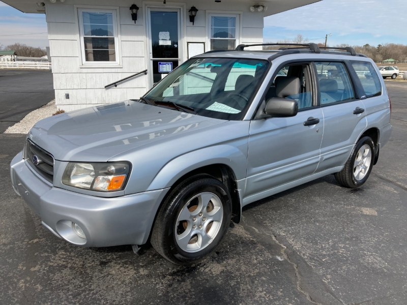 Subaru Forester (Natl) 2004 price $5,995