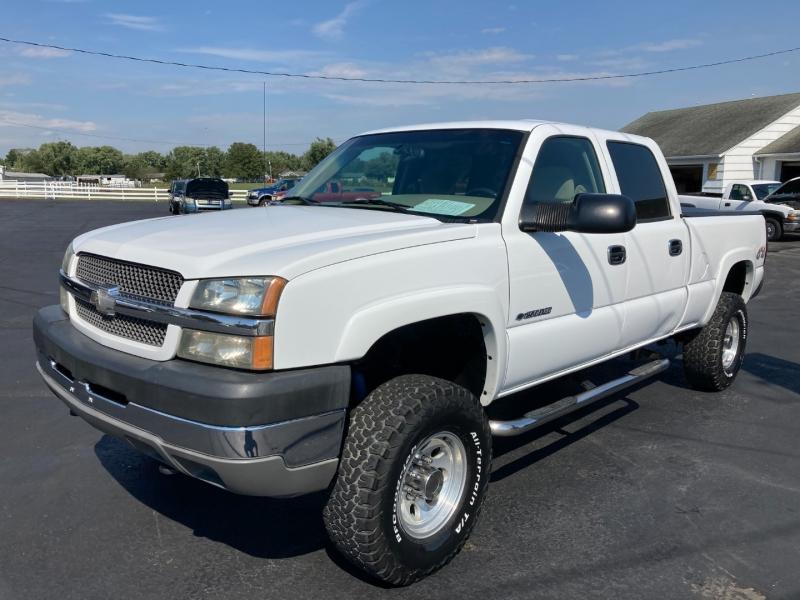 Chevrolet Silverado 2500HD 2004 price $19,995