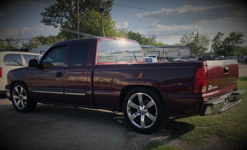 Chevrolet Silverado 1500 2003 price $1,350 Down