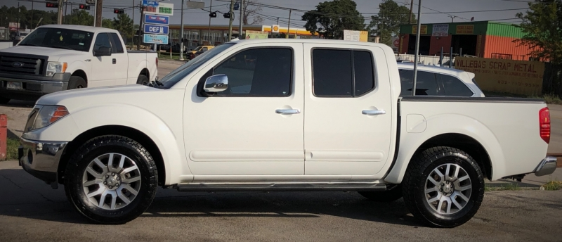 Nissan Frontier 2013 price $1,700 Down