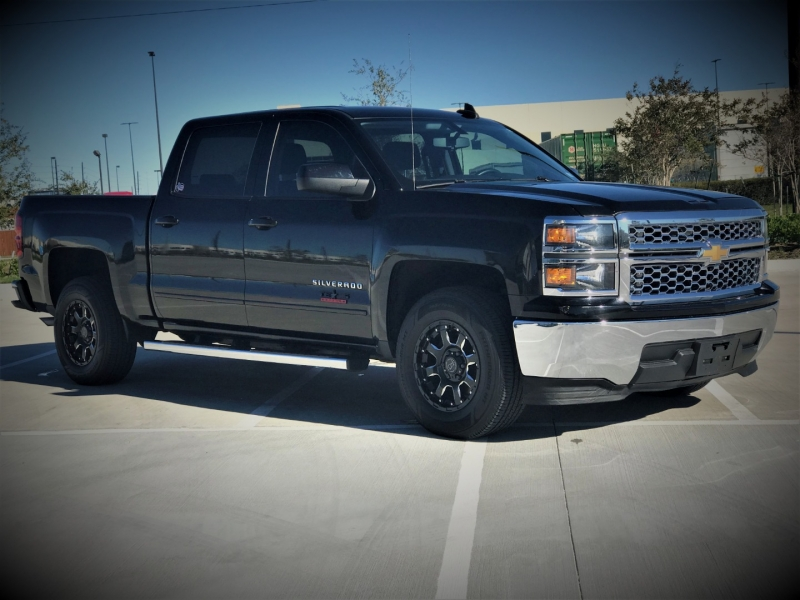 Chevrolet Silverado 1500 2015 price $1,500 Down