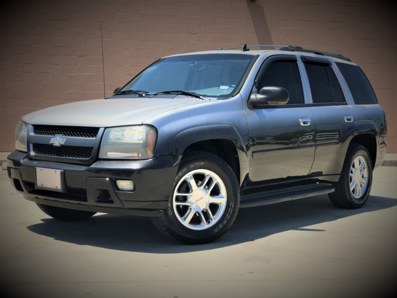 Chevrolet TrailBlazer 2007 price $1,100 Down