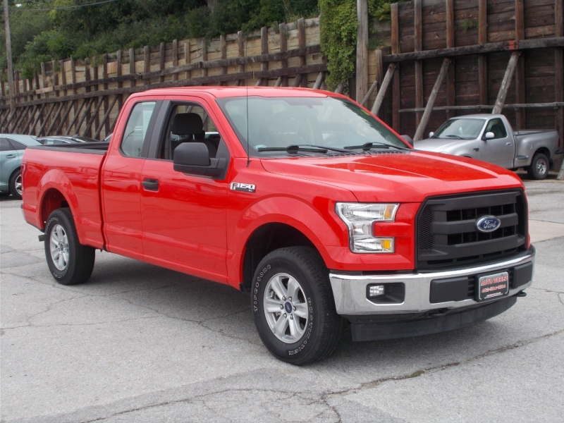 FORD F150 2017 price $19,999
