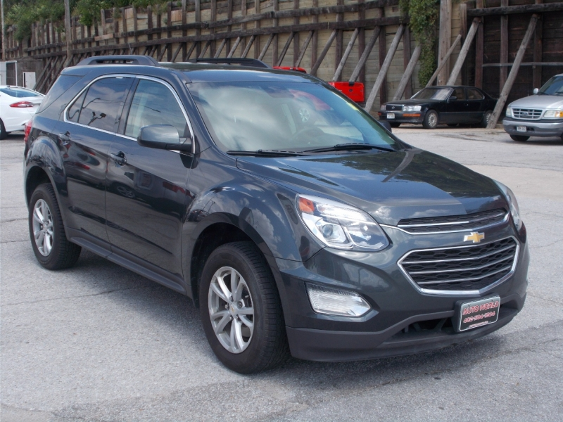 CHEVROLET EQUINOX 2017 price $13,499