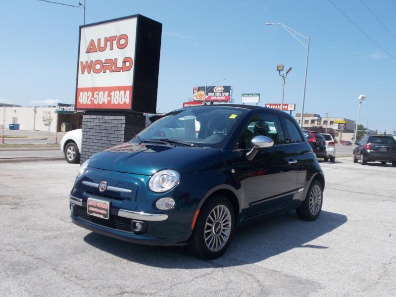 FIAT 500 2013 price $9,499