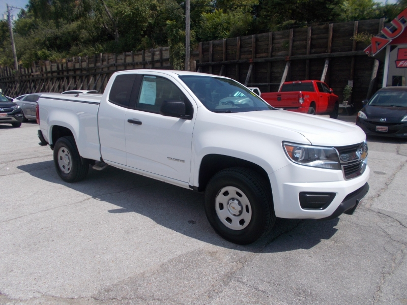 CHEVROLET COLORADO 2016 price $14,499
