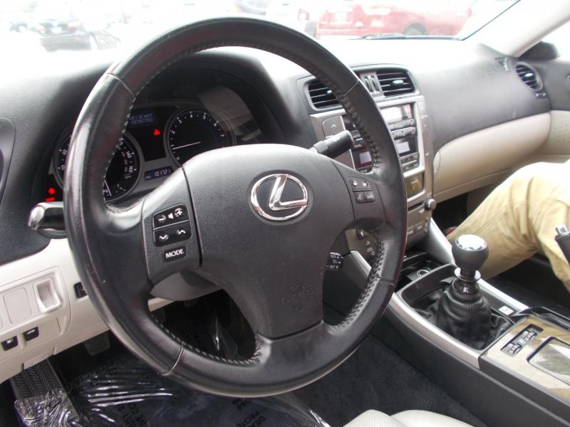 LEXUS IS 2010 price $11,999