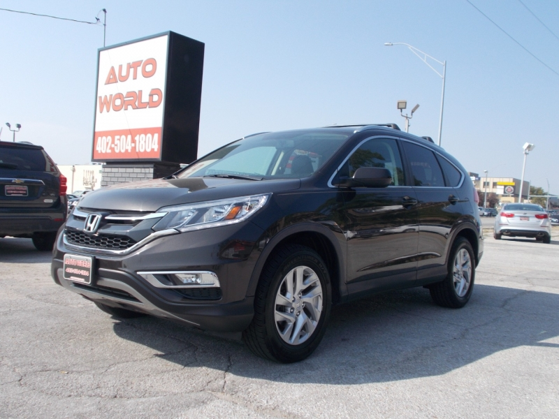 HONDA CR-V 2015 price $16,399