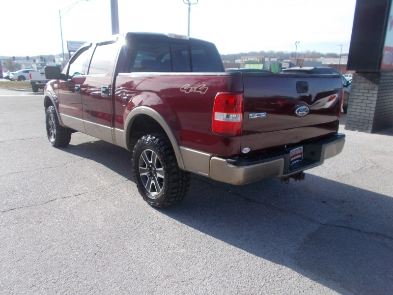 FORD F150 2004 price $7,799