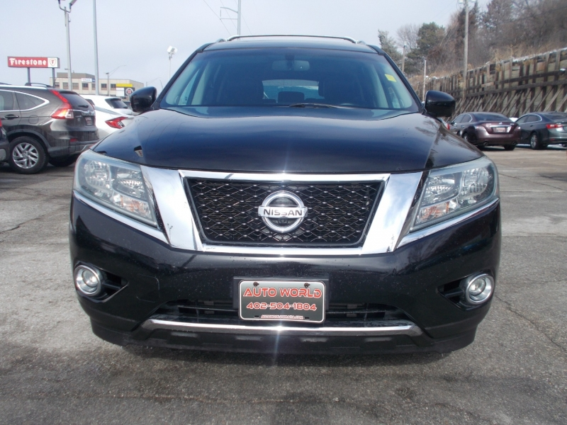 NISSAN PATHFINDER 2013 price $12,499