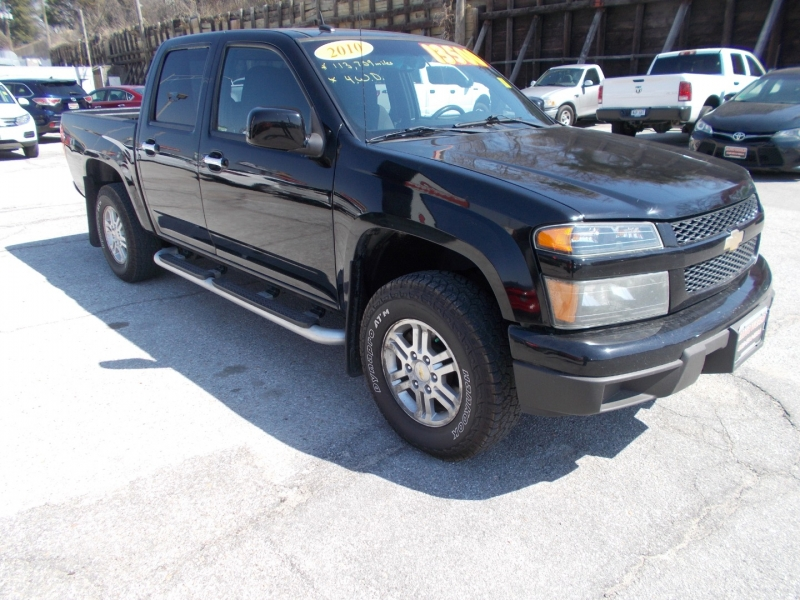CHEVROLET COLORADO 2010 price $13,499