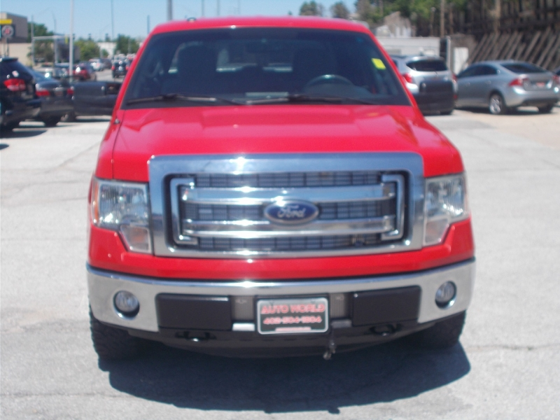 FORD F150 2013 price $22,499