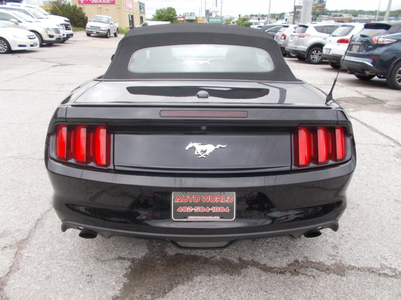 FORD MUSTANG 2016 price $23,999