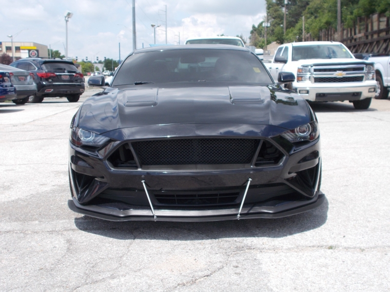 FORD MUSTANG 2019 price $29,999