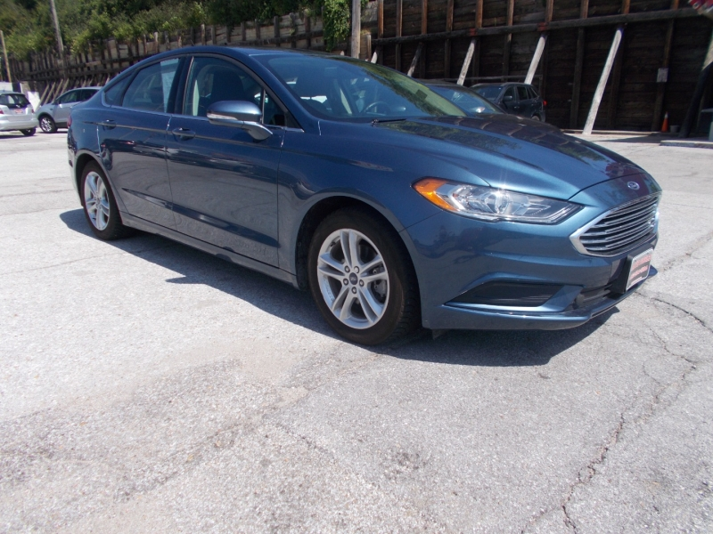FORD FUSION 2018 price $20,999