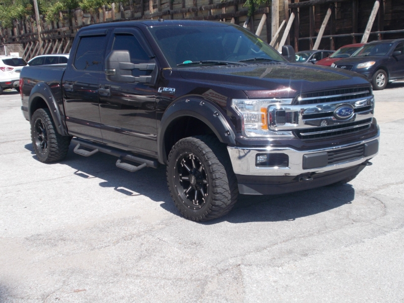FORD F150 2018 price $35,999