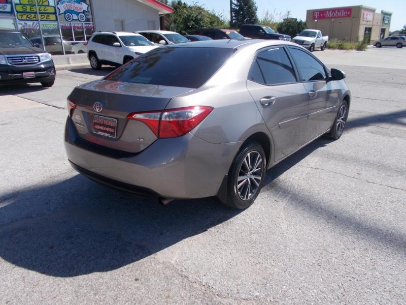 Toyota Corolla 2016 price $16,999