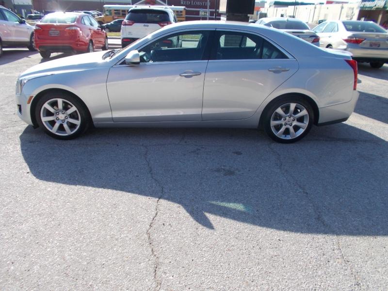 Cadillac ATS 2013 price $17,999