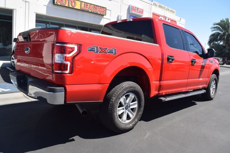 FORD F150 2019 price $38,987
