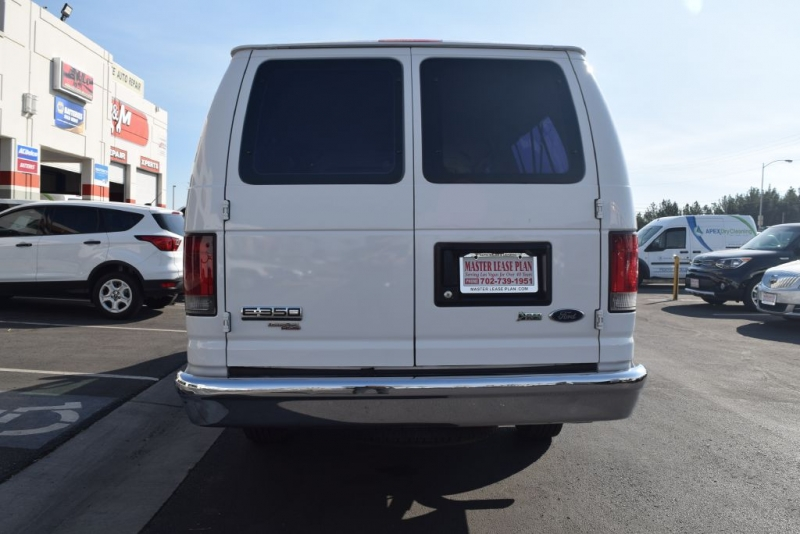 FORD ECONOLINE 2011 price $11,900