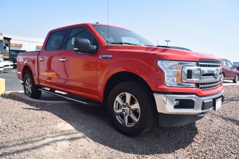 FORD F150 2018 price $29,987