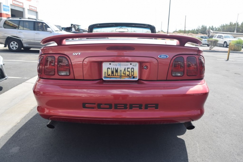 FORD MUSTANG 1996 price $12,987