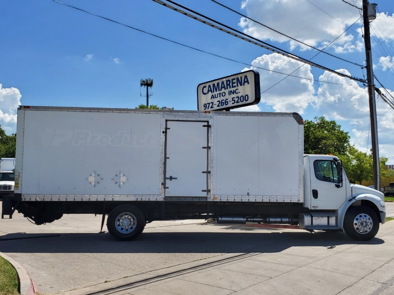 Freightliner M-2 2012 price $36,990