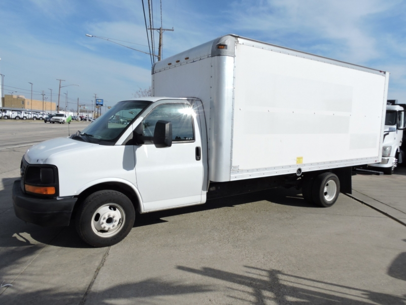 GMC Savana G3500 2012 price $16,990