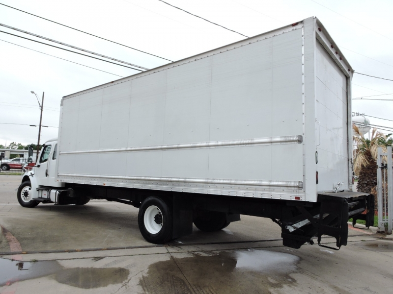 Freightliner M2 EXT CAB 26 FOOT BOX 2014 price $49,900