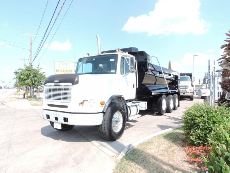 Freightliner FL112 20 FOOT DUMP TRUCK 2003 price $59,900