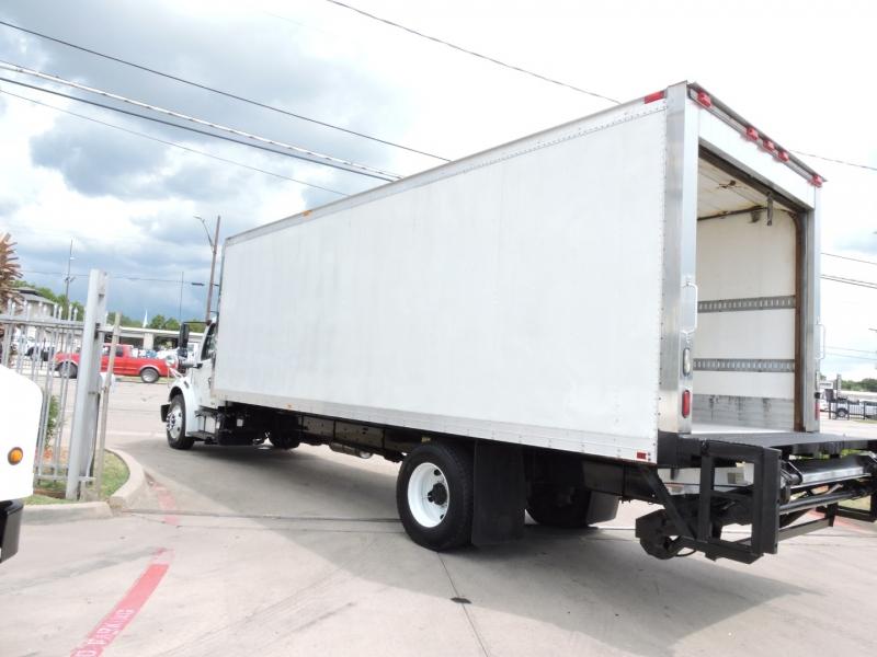 Freightliner M2 26 FOOT REEFER BOX 2012 price $49,900