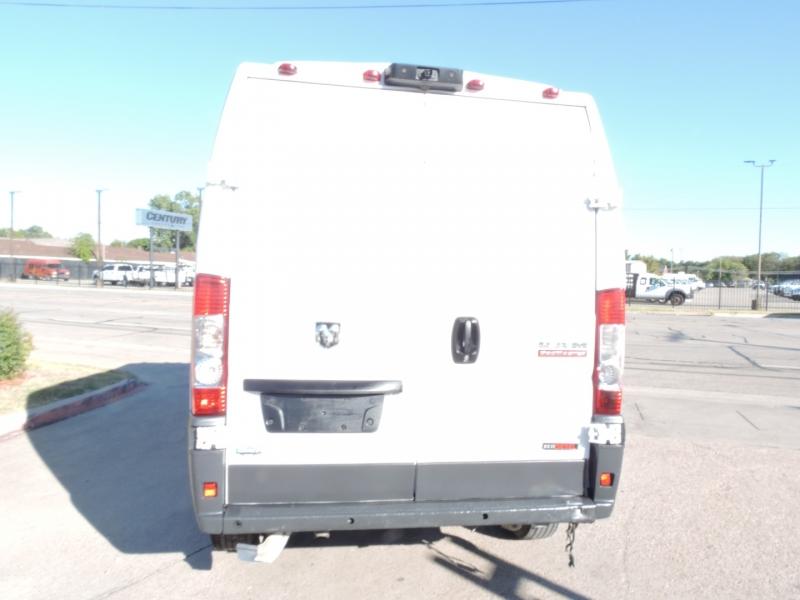 RAM ProMaster Cargo Van 2016 price $16,900