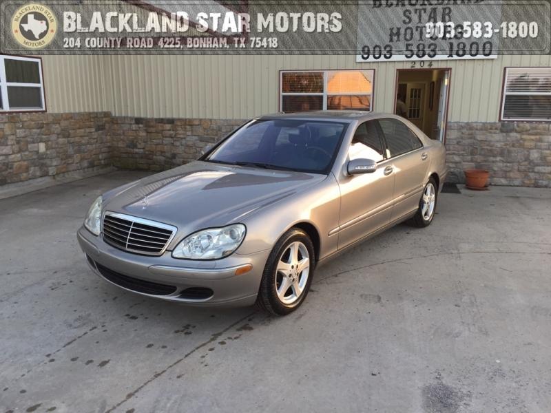 Mercedes-Benz S-Class 2005 price $7,995