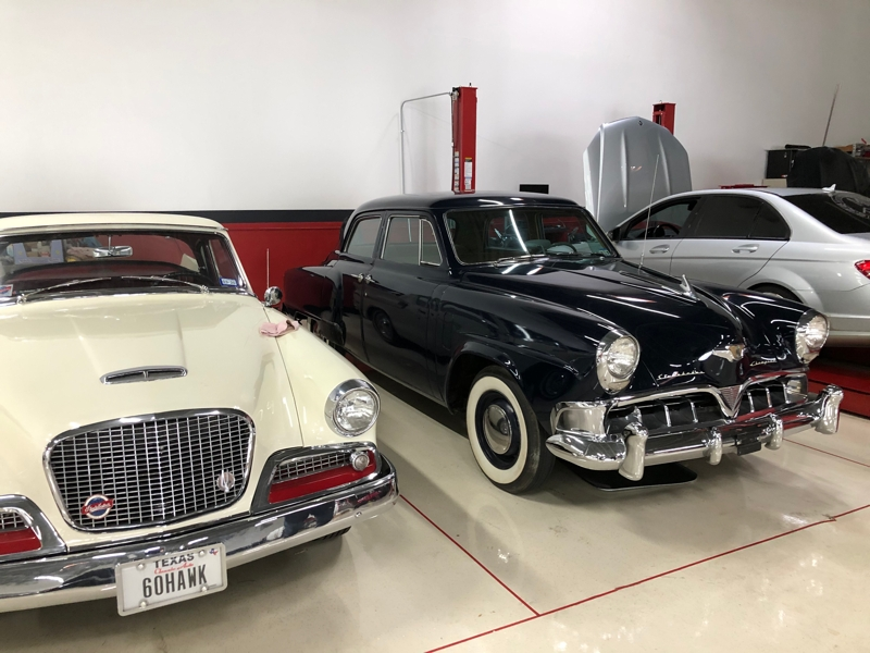 Studebaker Champion 1952 price $8,990