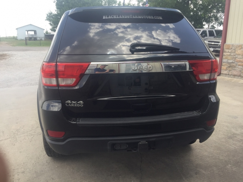 Jeep Grand Cherokee 2012 price $12,500