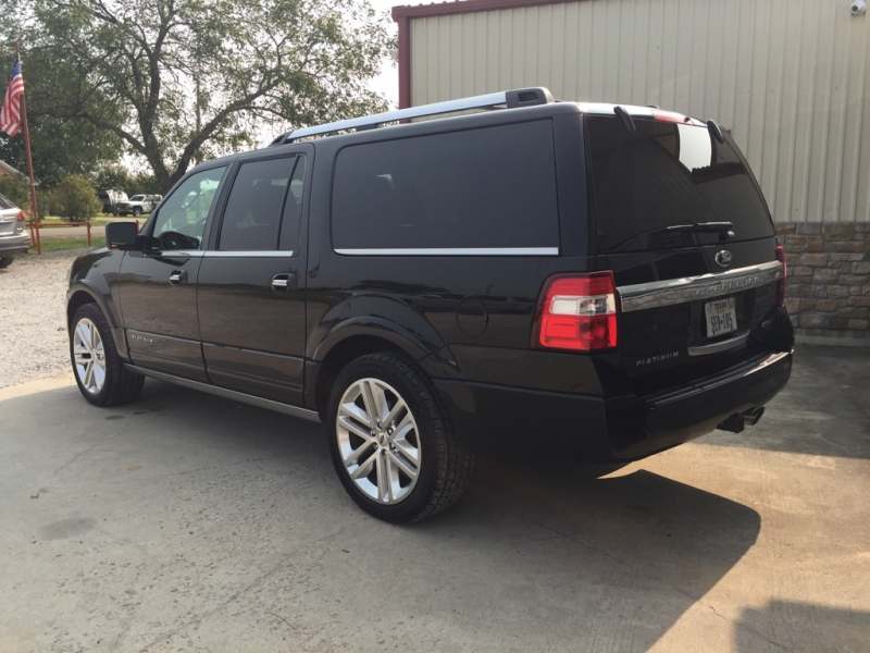 Ford Expedition EL 2015 price $24,500