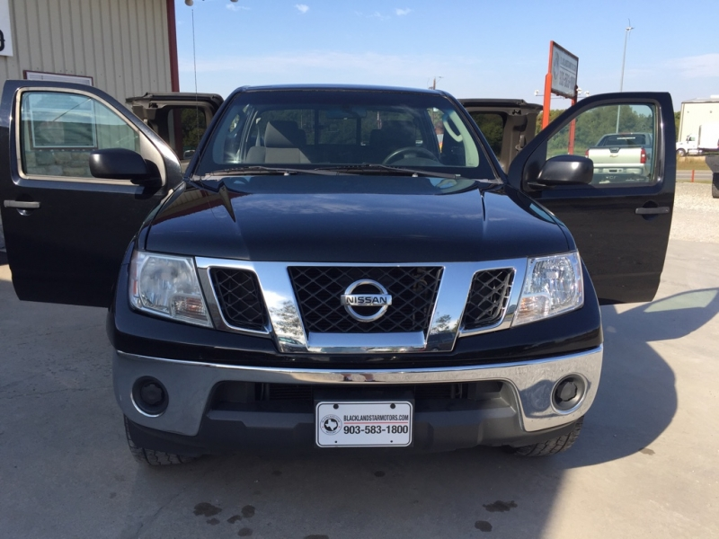 Nissan Frontier 2009 price $8,995