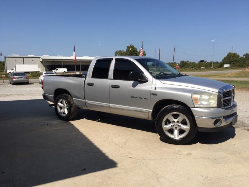 Dodge Ram 1500 2007 price $6,500
